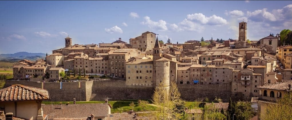 Italy's most beautiful villages
