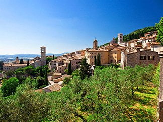 Cortona tour in Tuscany , 1 day tour