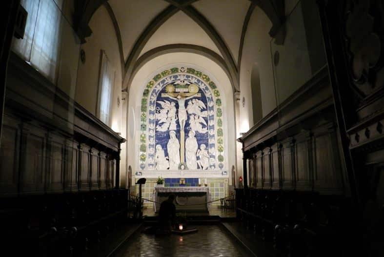 The Chapel of the Stigmata