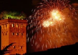 Luminarie Lucca Tour in Tuscany