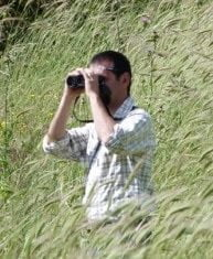 Tuscany bird watching