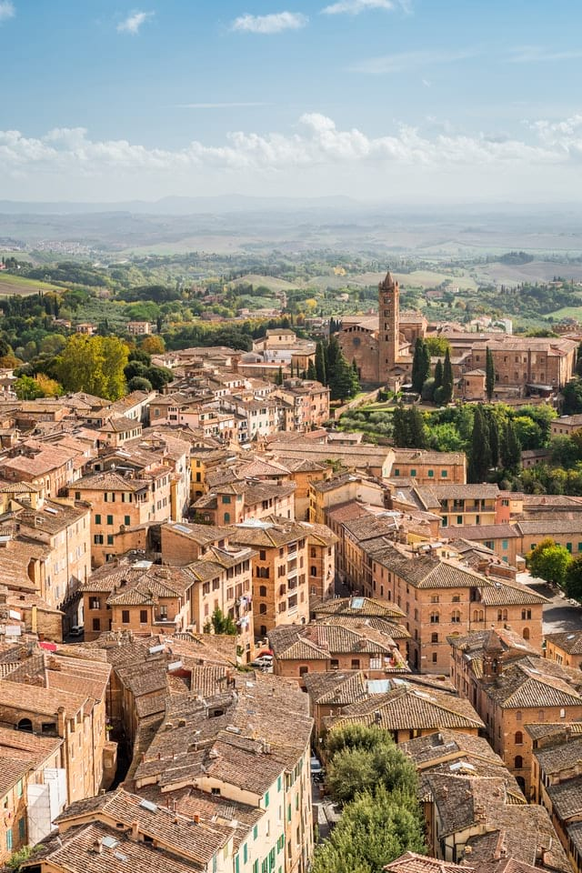 Getting to Tuscany